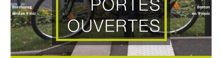 Dorioù digor 2020 – Portes ouvertes 2020