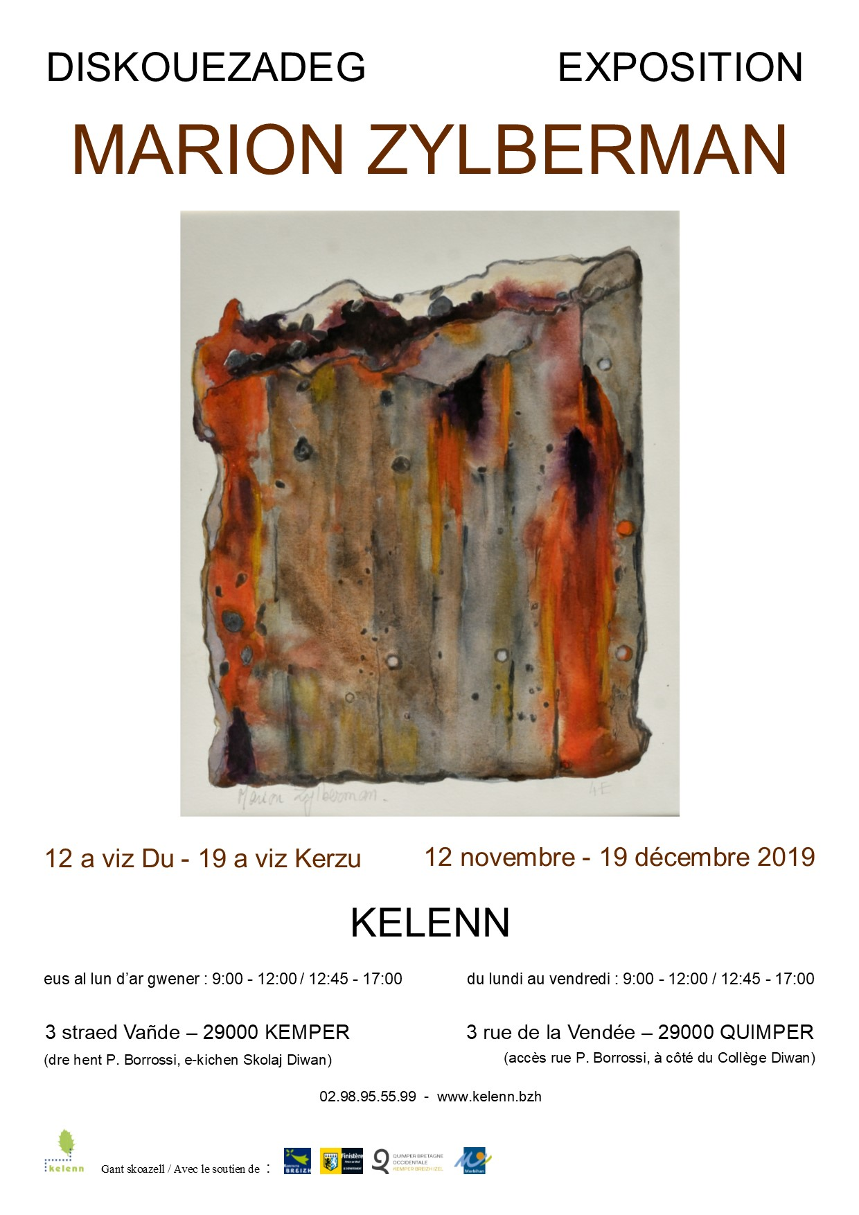 Exposition Marion Zylberman