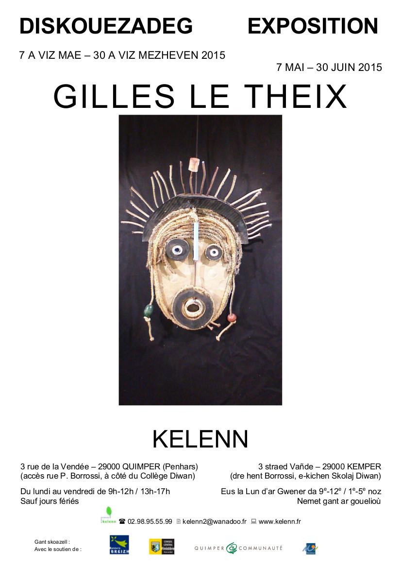 Diskouezadeg Gilles Le Theix