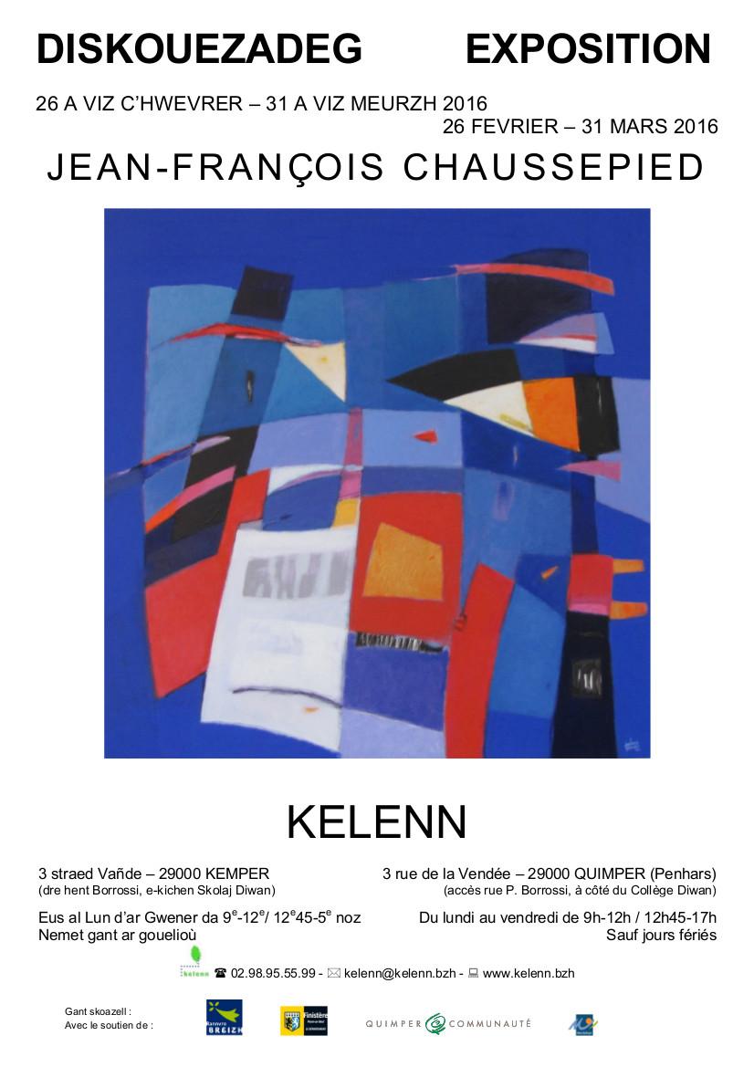 Diskouezadeg Jean-François Chaussepied