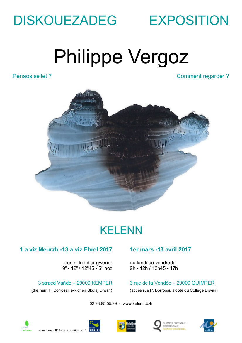 Diskouezadeg Philippe Vergoz