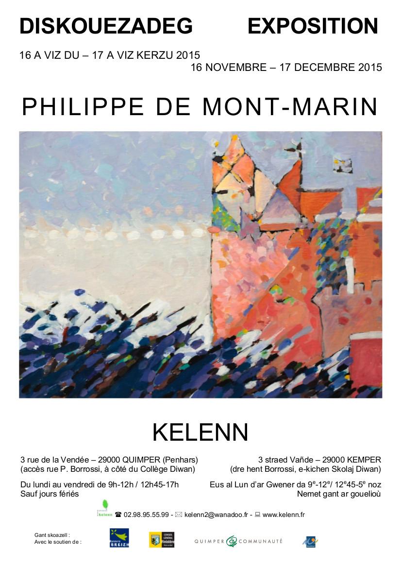 Diskouezadeg Philippe de Mont-Marin