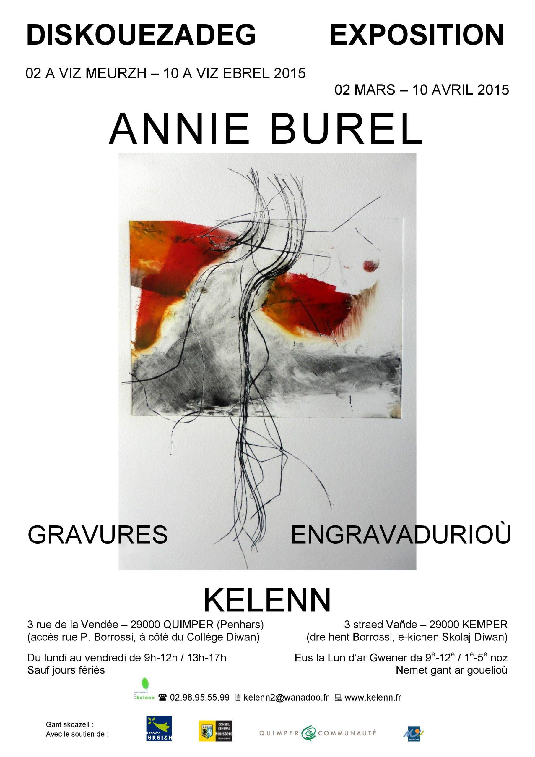 Diskouezadeg Annie Burel