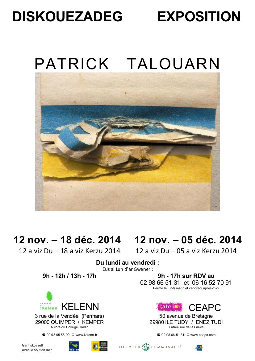 Exposition Patrick Talouarn